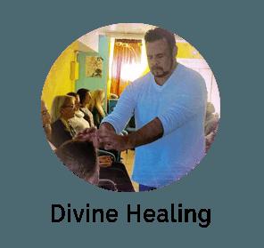 energy healing, divine healing